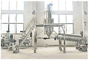 超声波雾化提取机组的原理及结构