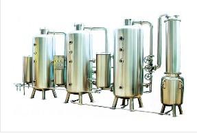 WZ型三效外循环真空蒸发器