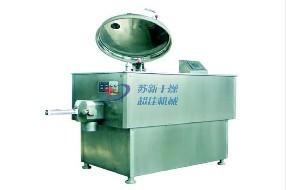 GHL型高速混合制粒机