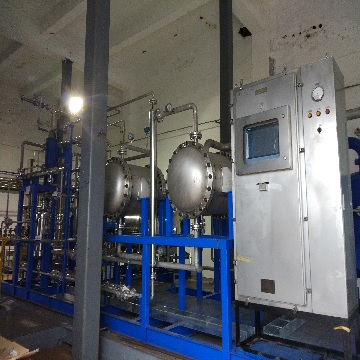 2400t/a乙酸乙酯-水膜分离成套设备