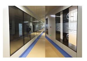 YT-BSC不锈钢双层洁净窗