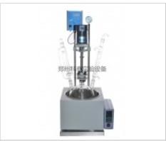 GK-1L-5L单层玻璃反应釜
