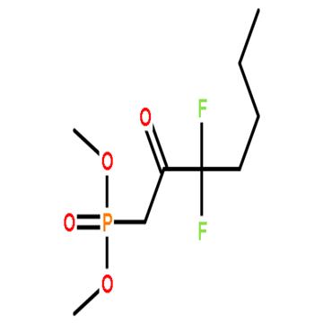 (2-氧代-3,3-二氟庚基)膦酸二甲酯(鲁比前列素中间体)
