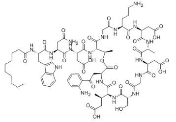 达托霉素(Daptomycin)