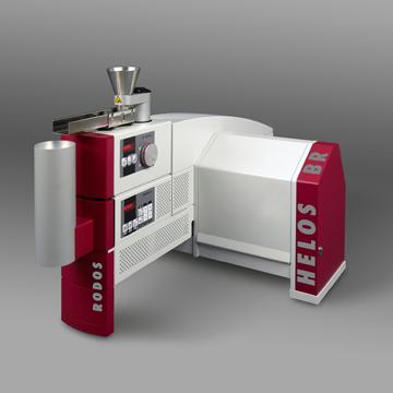 干法激光粒度仪粒度仪HELOS & RODOS