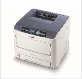 OKI彩色激光打印机C610dn