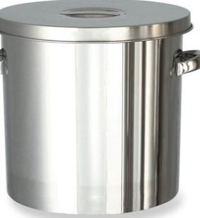 圆柱形状金属罐