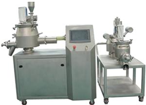 实验型高效湿法制粒机