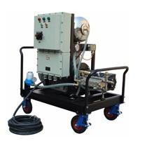 EDB5030防爆高压清洗机工业高压清洗机