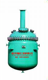 K300-K3000搪玻璃开式蒸馏容器
