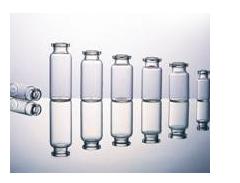 中性硼硅玻璃管制注射剂瓶1~30ml