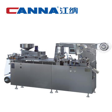 DPP-250FI Automatic Blister Packing Machine