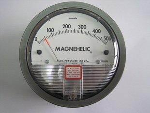 美国dwyer 2000-500Pa Magnehelic® 差压表/压差表/负压表