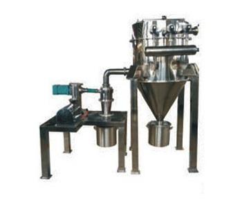 實驗室用氣流粉碎機(流化床式)