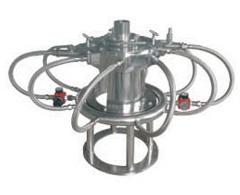 圓盤式氣流粉碎機(超音速/扁平式)