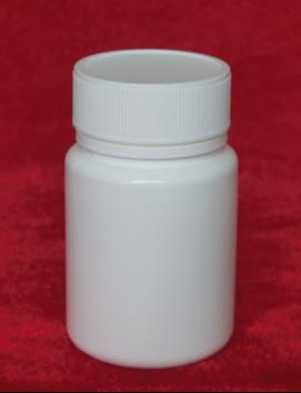 60ML药用固体高密度聚乙烯塑料瓶