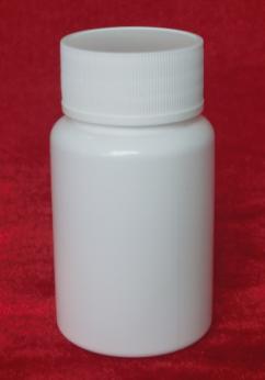 90ML药用固体高密度聚乙烯塑料瓶