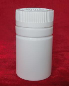 90ML药用固体带压旋盖高密度聚乙烯塑料瓶