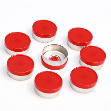 Aluminum bottle cap