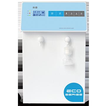 Eco-Q去离子纯水机(自来水为水源)