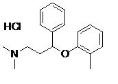N,N-二甲基-3-(2-甲苯基氧基)-3-苯基丙胺盐酸盐