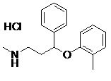 N-甲基-3-(2-甲苯基氧基)-3-苯基丙胺盐酸盐
