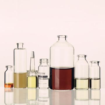 低硼硅玻璃管制注射剂瓶(1-100ml)