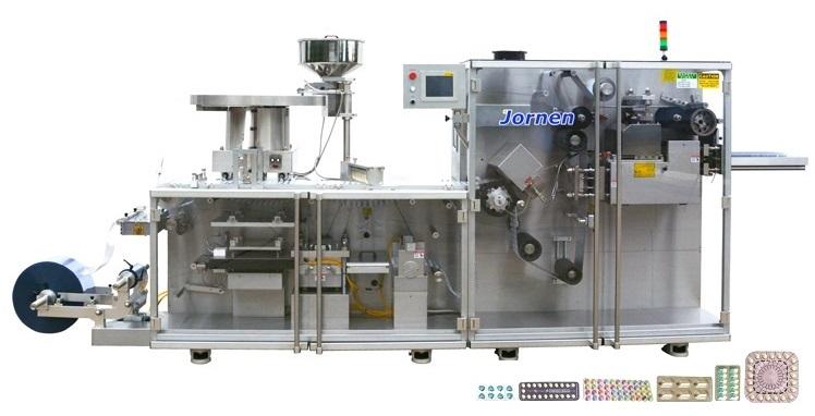 DPH260铝塑泡罩包装机