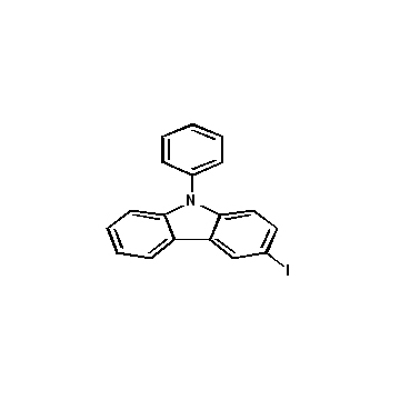 3-碘-9-苯基咔唑