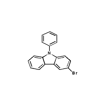 3-溴-9-苯基咔唑