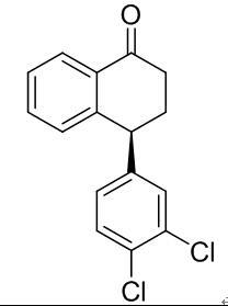 4-(3,4-二氯苯)-3,4-二氢-2H-萘-1-酮