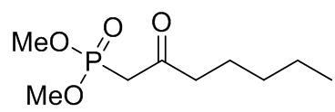 (2-氧代庚基)膦酸二甲酯