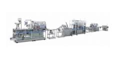 DPH260-DWB500G-DXH200高速铝塑-高速枕包-高速装盒自动生产线