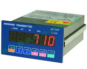 现场总线称重变送器AC-7100