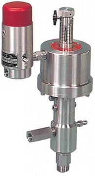 气动驱动计量泵