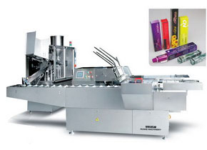 GF400-ZHJ120D自動灌裝裝盒生產線