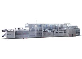 DPP-260C/ZHJ-300D平板式泡罩-装盒自动生产线