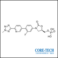 磷酸特地唑胺 856867-55-5