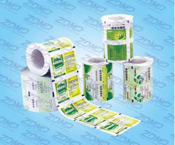 镀铝包装药用复合膜 Aluminum lated  medicinal  composite  membrane