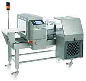 GLS 通道式金属检测器