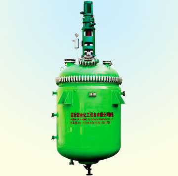 K1000 DN1200搪玻璃开式搅拌容器
