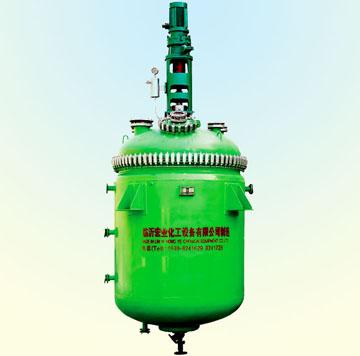 K1500 DN1300搪玻璃开式搅拌容器