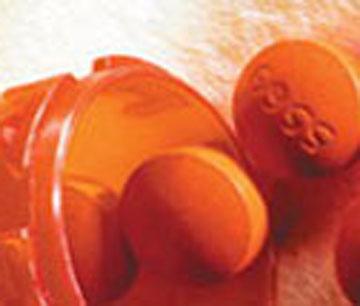 复方乙酰水杨酸片 (阿司匹林220mg+非那西丁150mg+咖啡因35mg)