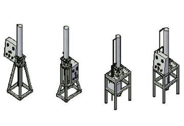 动态轴向压缩柱系统DAC