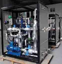 电加热系统