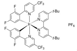 (Ir[dF(CF3)ppy]2(dtbpy))PF6