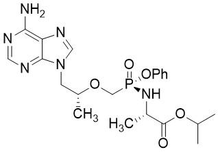 磷丙替诺福韦(tenofovir alafenamide)