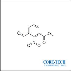 3-甲酰基-2-硝基苯甲酸甲酯