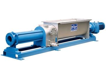 生物沼气秸秆混输泵