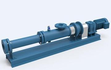 A 型轴承架泵